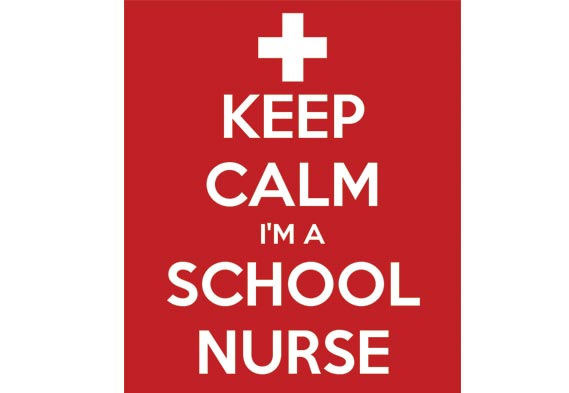 Keep Calm, I'm a School Nurse